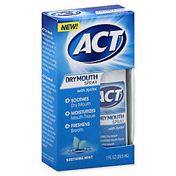 Act® 1 oz. Dry Mouth Spray with Xylitol in Soothing Mint