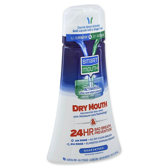 Smart Mouth™ 16 fl  oz  Rehydrating Dry Mouth Oral Rinse in Soothing