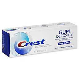 Crest® Gum Detoxify Deep Clean Toothpaste