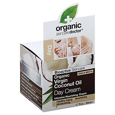 Dr. Organic® 1.7 fl.oz Bioactive Skincare Virgin Coconut Oil Day Cream