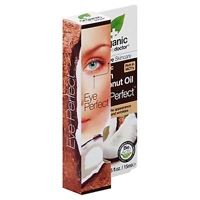 Dr. Organic® Bioactive Skincare Eye Perfect™ .5 fl. oz. Organic Virgin Coconut Oil