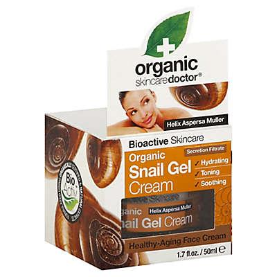 Dr. Organic® 1.7 fl. oz. Bioactive Skincare Organic Snail Gel Cream