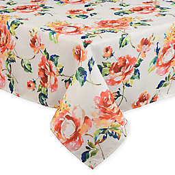 Fiesta® Floral Bouquet Tablecloth