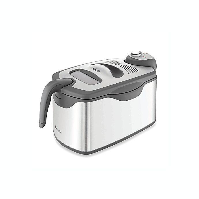 Buy Breville 174 Bdf600xl Deep Fryer From Bed Bath Amp Beyond