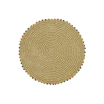 Fiesta® Cabo Bead Round Placemat