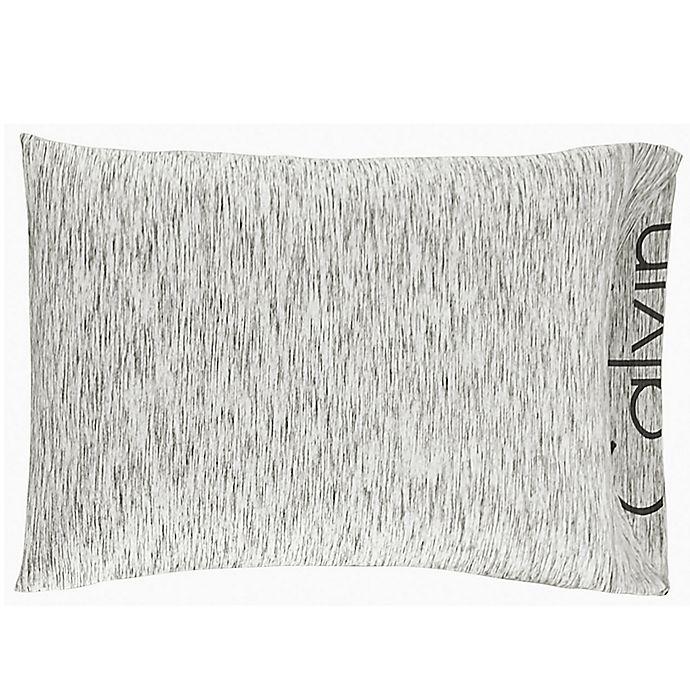 09800c13610bf Calvin Klein Modern Cotton Strata Pillowcases (Set of 2)