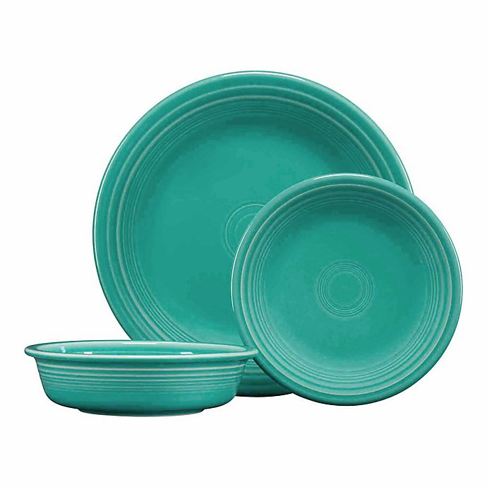 Alternate image 1 for Fiesta® 3-Piece Classic Place Setting