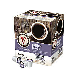 Victor Allen® French Roast Coffee Pods for Single Serve Coffee Makers 200-Count