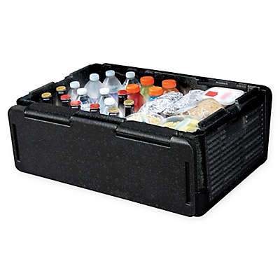 Chill Chest™ Collapsible Cooler in Black