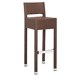 Safavieh Landry All-Weather Stacking Counter Stool