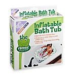 Mommy's Helper™ Inflatable Froggie Bath Tub