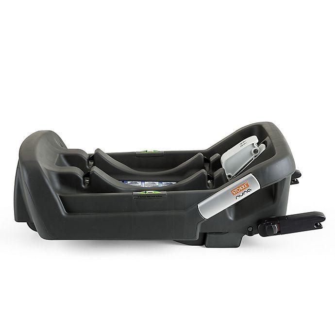 Alternate image 1 for Stokke® PIPA™ by Nuna® Infant Car Seat Base in Dark Grey