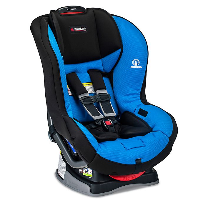 Alternate image 1 for Essentials by BRITAX® Allegiance™ Convertible Car Seat