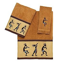 Avanti Kokopelli Bath Towel Collection