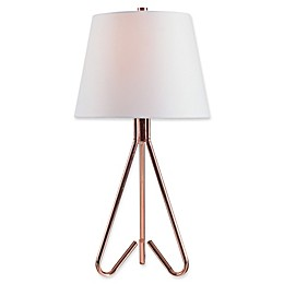 Kenroy Home Clipper Accent Lamp in Copper