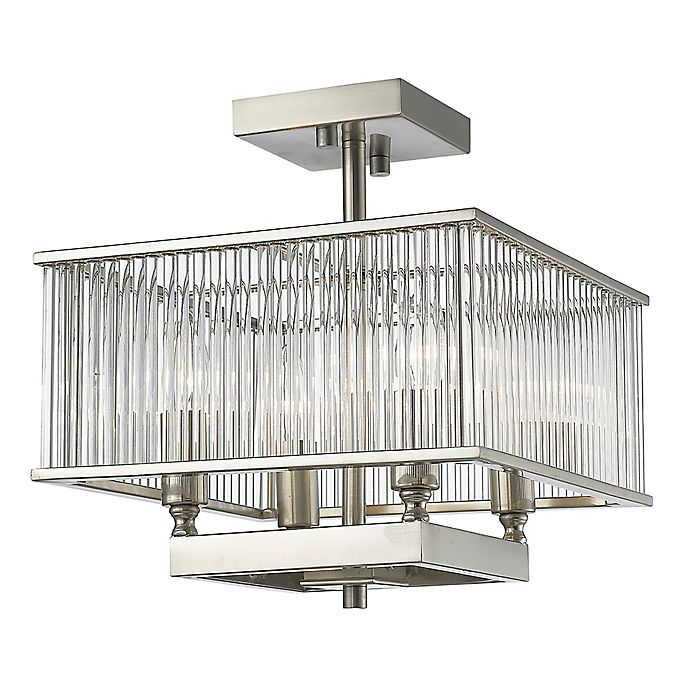 Filament Design Reeves 4-Light Ceiling Fixture in Brushed ...