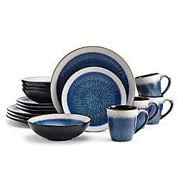 Gourmet Basics by Mikasa® Reed 16-Piece Dinnerware Set