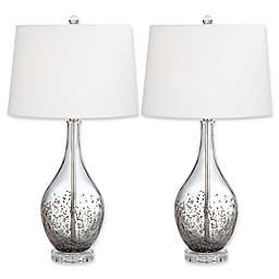 Pacific Coast® Lighting Sparrow Table Lamps in Grey (Set of 2)