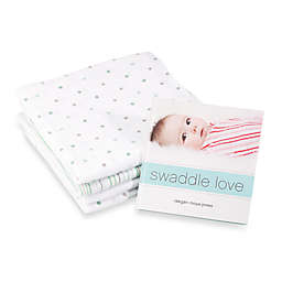 aden™ by aden + anais® Swaddle and Book Gift Set