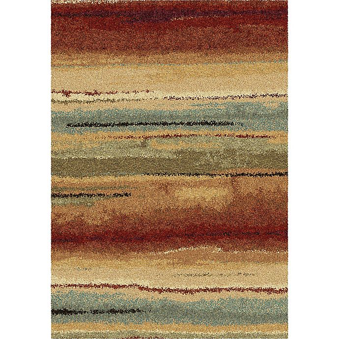 Alternate image 1 for Orian Rugs Wild Weave Dusk To Dawn Multicolor Rug