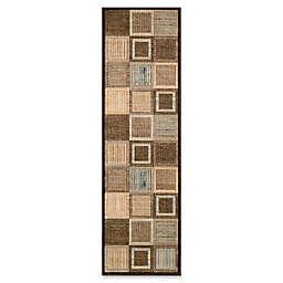 Momeni Dream 2'3 x 7'6 Rug in Brown