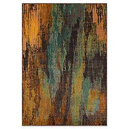 Momeni Casa Abstract Multicolor Rug