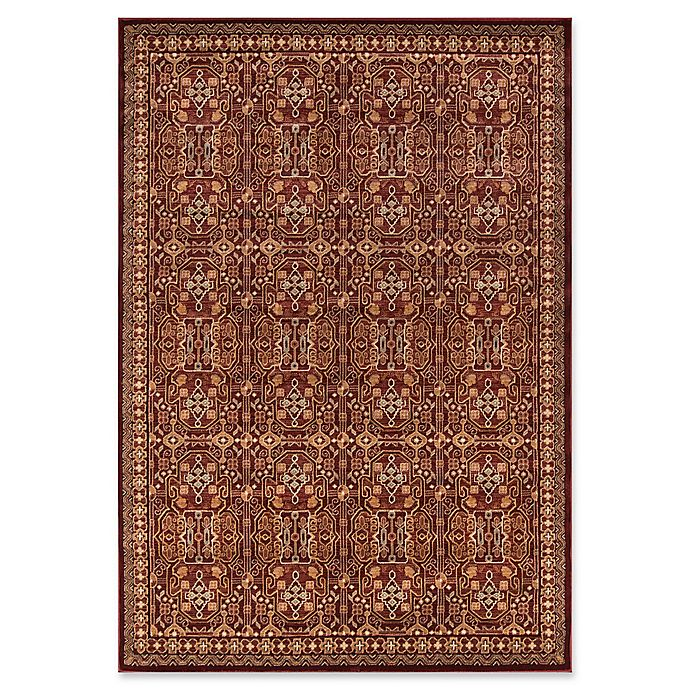 Alternate image 1 for Momeni Belmont 3'11 x 5'7 Area Rug in Red