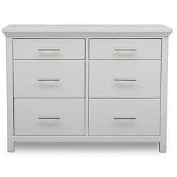 Serta® Avery 6-Drawer Dresser in Bianca White