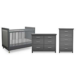 Serta® Avery Nursery Furniture Collection in Charcoal Grey