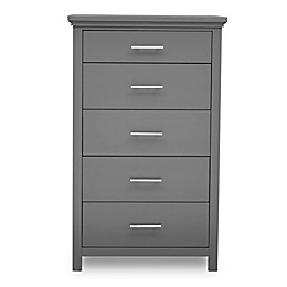 Serta® Avery 5-Drawer Chest in Charcoal Grey
