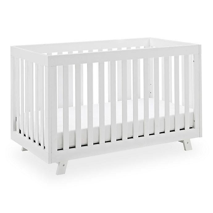 Alternate image 1 for Storkcraft Beckett 3-in-1 Convertible Crib in White