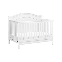 DaVinci Charlie 4-in-1 Convertible Crib in White