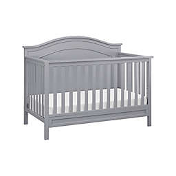 DaVinci Charlie 4-in-1 Convertible Crib in Grey