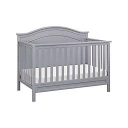 DaVinci Charlie 4-in-1 Convertible Crib in Grey