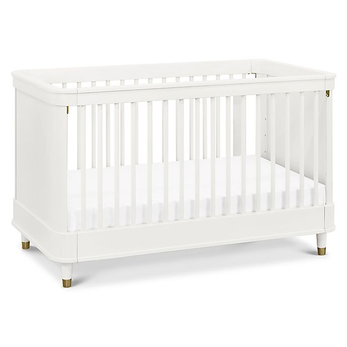 Alternate image 1 for Million Dollar Baby Classic Tanner 3-in-1 Convertible Crib in Warm White