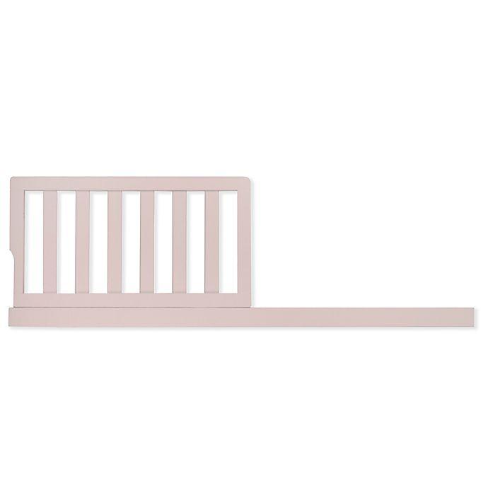 Alternate image 1 for evolur™ Aurora Toddler Guard Rail in Blush Pink Pearl