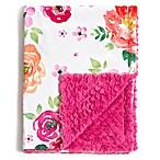 Baby Laundry® Minky Primrose Garden/Tile Blanket in Primrose