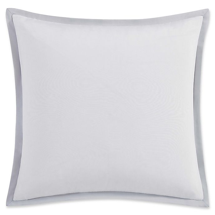 Alternate image 1 for Vince Camuto® Valero European Pillow Sham in Blue
