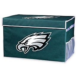 NFL Philadelphia Eagles Collapsible Storage Foot Locker