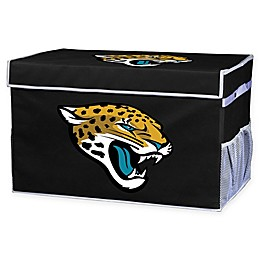 NFL Collapsible Jacksonville Jaguars Storage Foot Locker