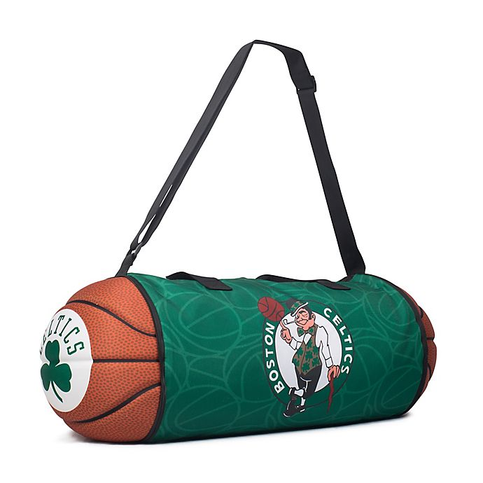 Alternate image 1 for NBA Boston Celtics Basketball to Duffle Bag
