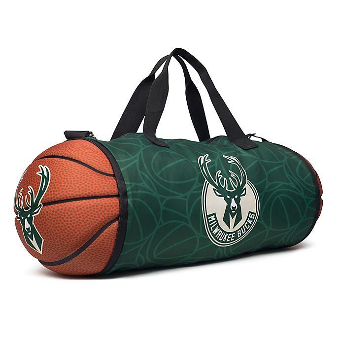 Nba Milwaukee Bucks Basketball To Duffle Bag Bed Bath Beyond