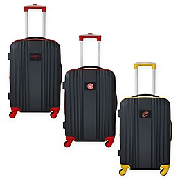 NBA 21-Inch Carry On Expandable Spinner Luggage