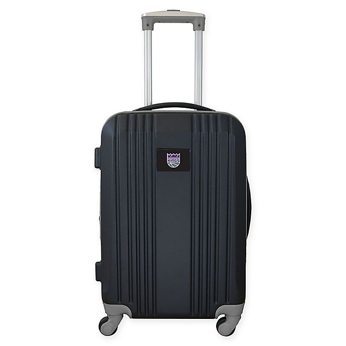 Alternate image 1 for NBA Sacramento Kings 21-Inch Carry On Expandable Spinner Luggage