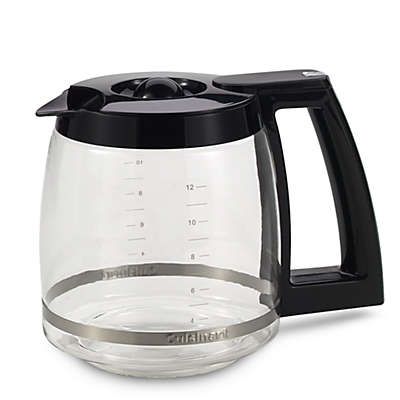 Cuisinart® 12-Cup Replacement Carafe in Black