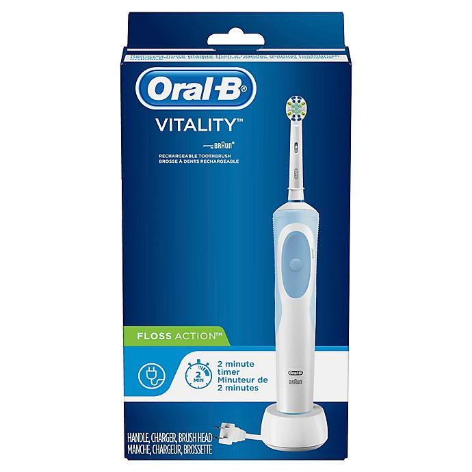 Alternate image 1 for OralB® Vitality™ Floss Action Electric Toothbrush