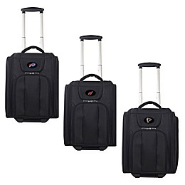 NFL 16-Inch Business Tote Laptop Bag Collection in Black