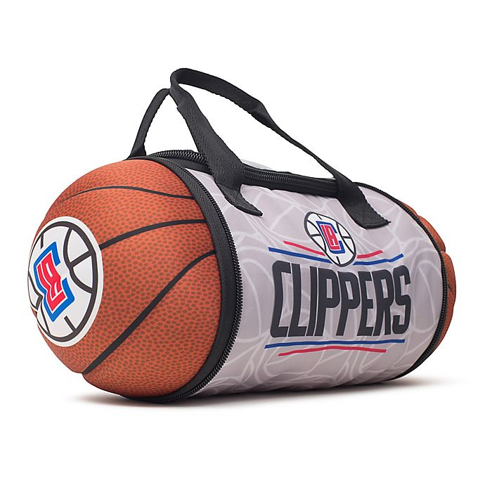 Alternate image 1 for NBA Los Angeles Clippers Basketball to Lunch Bag