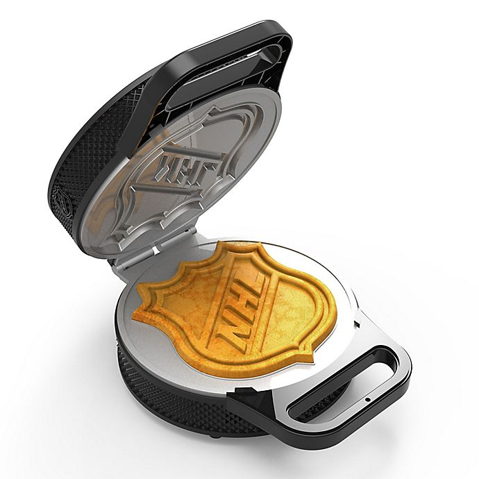 Nhl Hockey Puck Waffle Maker Bed Bath And Beyond Canada