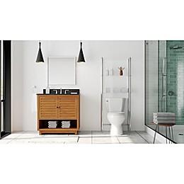 Urban Oasis Contemporary Bathroom